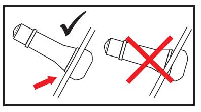 Prawidłowy montaż ciężarka klejonego krok po kroku